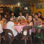 Jantando com os CSers e o Ramadan