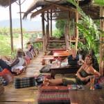 A arte de não fazer nada em Luang Prabang (Laos)