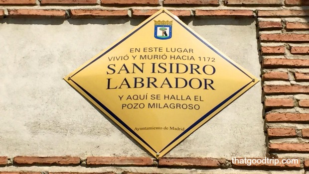 Festa de San Isidro em Madrid: Museu de San Isidro Labrador