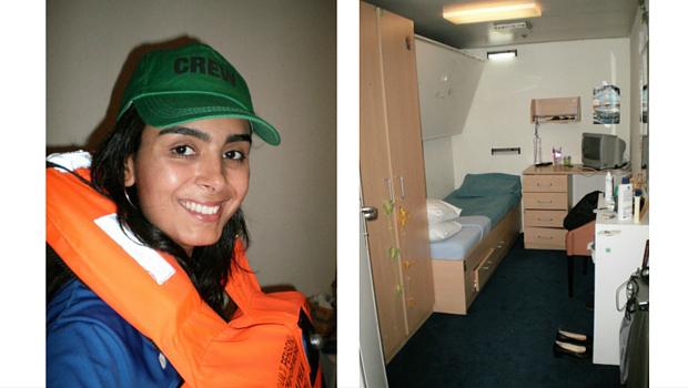 trabalho em navio: simulado de emergência