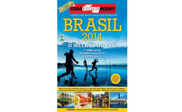 Guia Brasil 2014. Crédito: Editora Abril