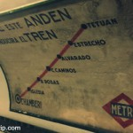Chamberi, a estação fantasma do metrô de Madrid