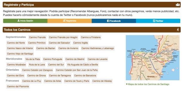 Guias do Camino de Santiago: gronze caminho de santiago