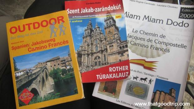 Guias do Camino de Santiago: Miam Miam Dodo