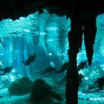 Mergulho no Cenote Dos Ojos [México]