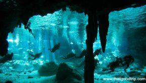 Cenote Dos Ojos México