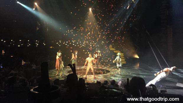 O que fazer na Riviera Maya: Cirque du Soleil