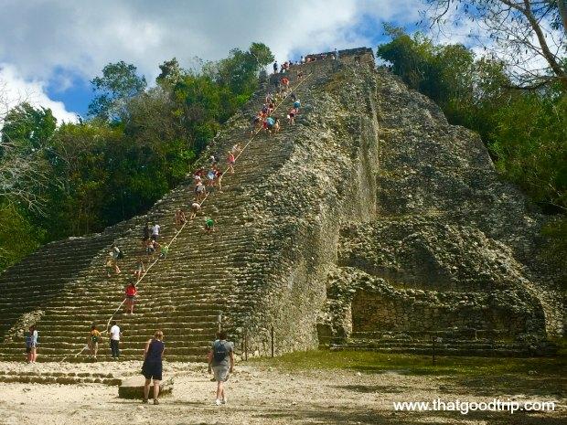 O que fazer na Riviera Maya: Cobá