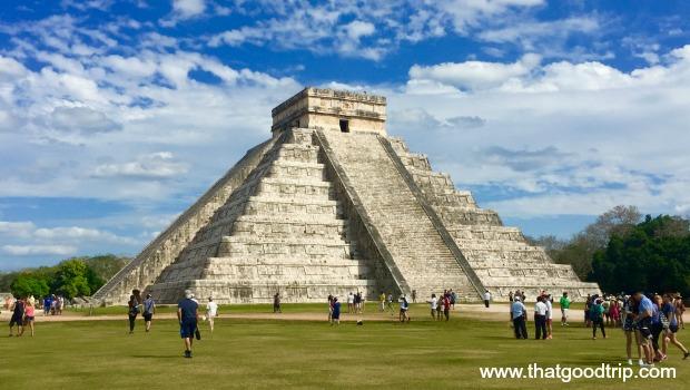 O que fazer na Riviera Maya: ruinas maias chichen itza