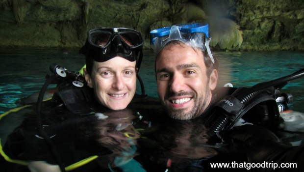 Fotos do Cenote Dos Ojos