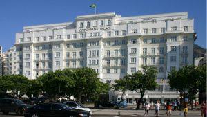 Rio de Janeiro Copacabana Palace