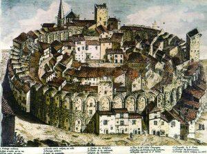 Arlés Anfiteatro Idade Média