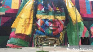 Painel Kobra Rio de Janeiro
