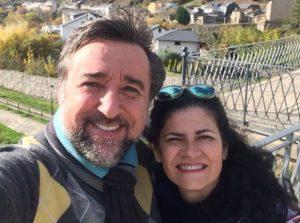 Albergues brasileiros no Caminho de Santiago: Luiz e Mara, do Hostal Casa San Nicolás