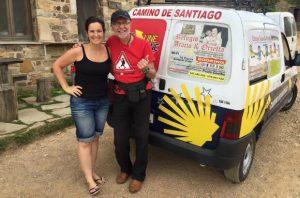 Albergues brasileiros no Caminho de Santiago: Acácio da Paz, Albergue Acacio & Orietta