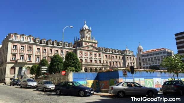 Caminho Ingles: Ferrol