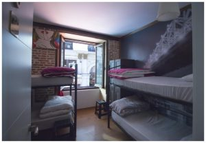Hostels no centro de Madrid: I love Madrid Hostel
