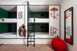 Hostels no centro de Madrid: The Newton hostel