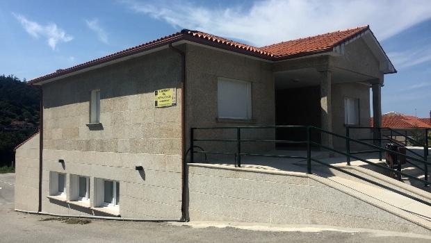 Variante Espiritual do Caminho Português: albergue de peregrinos de Armenteira
