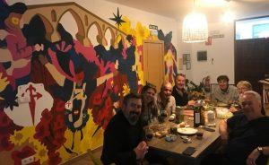 Albergues brasileiros no Caminho de Santiago: Albergue Estrella Guia