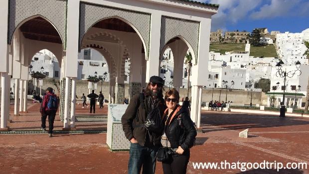 Tetuán, no Marrocos
