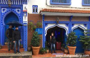 Riad Chez Aziz em Chefchaouen, no Marrocos