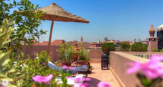 hotel Riad Al Karama, Marrocos