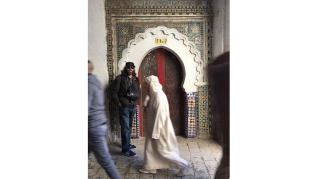 tetuan, marrocos: entrada da medina