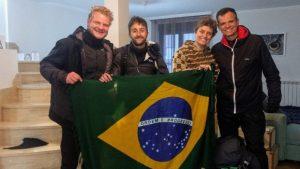 Albergues brasileiros no Caminho de Santiago: Só por Hoje