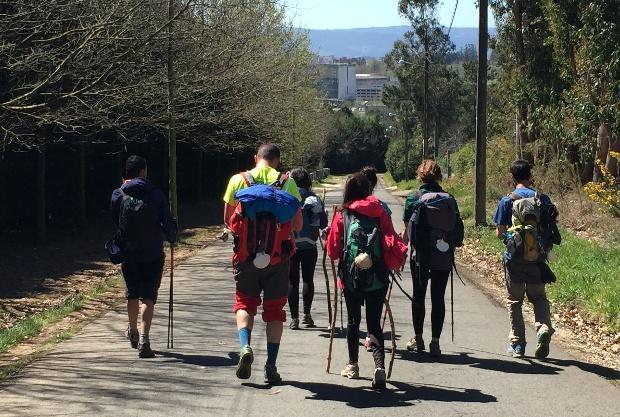 O que fazer em Santiago de Compostela: Monte de Gozo a Santiago