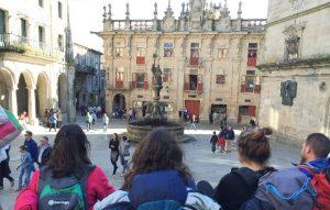 O que fazer em Santiago de Compostela: Plaza de las Platerías