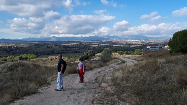 Caminho de Santiago de Madrid: paisagens rurais