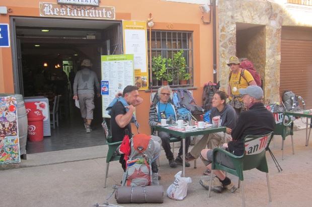 Quanto custa fazer o caminho de Santiago: bares são mais caros